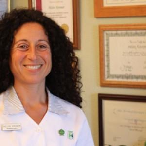 Helen Kremer at The Olive Branch