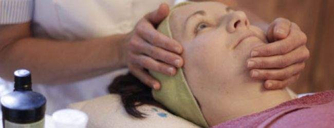 Luxury Aromatherapy Facial